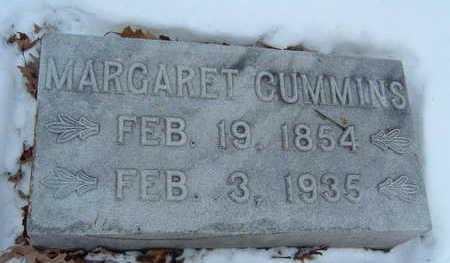 CUMMINS, MARGARET - Polk County, Iowa | MARGARET CUMMINS