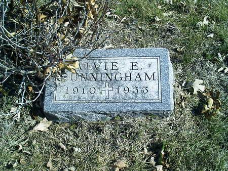 CUNNINGHAM, ALVIE - Polk County, Iowa | ALVIE CUNNINGHAM
