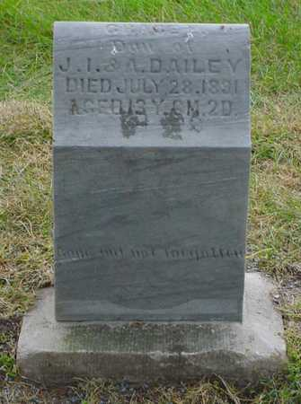 DAILEY, GRACE E. - Polk County, Iowa | GRACE E. DAILEY