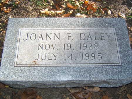 DALEY, JOANN F - Polk County, Iowa | JOANN F DALEY