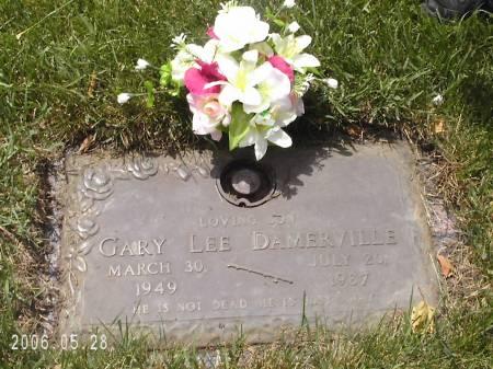 DAMERVILLE, GARY LEE - Polk County, Iowa | GARY LEE DAMERVILLE