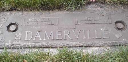 DAMERVILLE, ROBERT L - Polk County, Iowa   ROBERT L DAMERVILLE