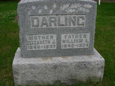 DARLING, WILLIAM A. - Polk County, Iowa | WILLIAM A. DARLING