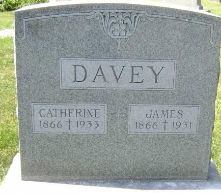 DAVEY, JAMES - Polk County, Iowa | JAMES DAVEY