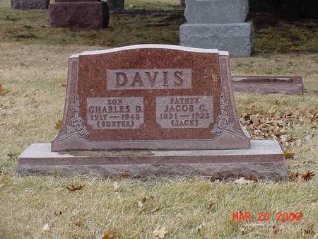 DAVIS, CHARLES D. (BUSTER) - Polk County, Iowa | CHARLES D. (BUSTER) DAVIS