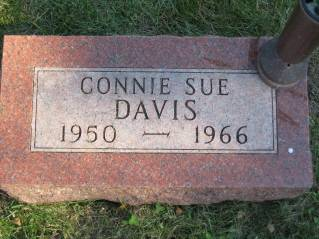 DAVIS, CONNIE - Polk County, Iowa | CONNIE DAVIS