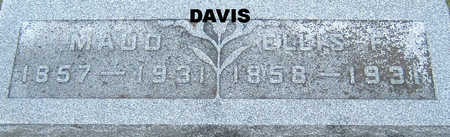 DAVIS, ELLIS - Polk County, Iowa | ELLIS DAVIS