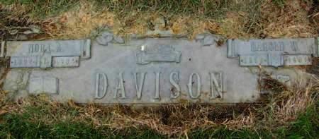 DAVISON, HAROLD  W. - Polk County, Iowa | HAROLD  W. DAVISON