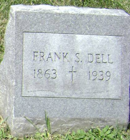 DELL, FRANK S - Polk County, Iowa | FRANK S DELL