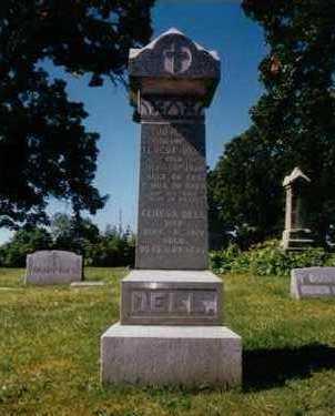 DELL, TERESA - Polk County, Iowa   TERESA DELL