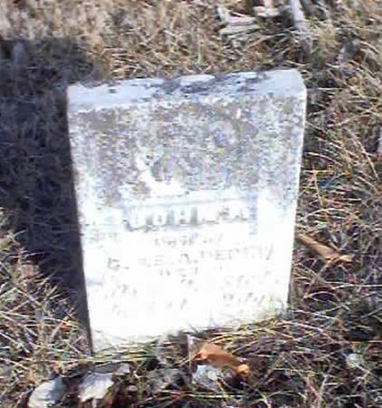 DEPEW, JOHN - Polk County, Iowa | JOHN DEPEW