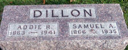DILLON, ADDIE R. - Polk County, Iowa | ADDIE R. DILLON