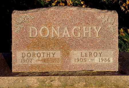 DONAGHY, LEROY - Polk County, Iowa | LEROY DONAGHY
