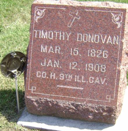 DONOVAN, TIMOTHY - Polk County, Iowa | TIMOTHY DONOVAN