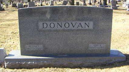 DONOVAN, WILLIAM FRANKLIN - Polk County, Iowa | WILLIAM FRANKLIN DONOVAN