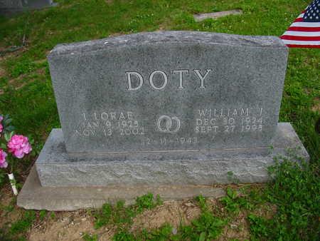 DOTY, I. LORAE - Polk County, Iowa | I. LORAE DOTY