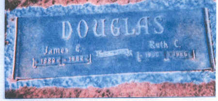 CHAMBERLAIN DOUGLAS, RUTH - Polk County, Iowa   RUTH CHAMBERLAIN DOUGLAS