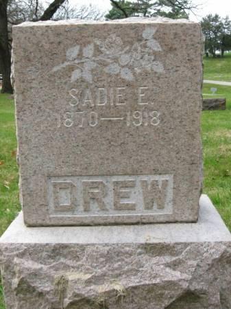 DREW, SADIE - Polk County, Iowa | SADIE DREW