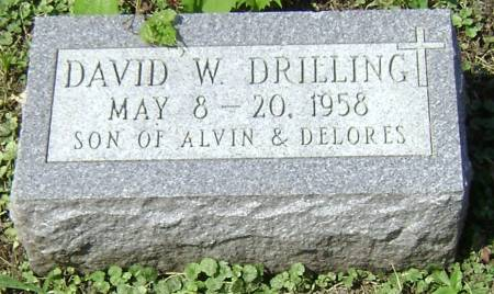 DRILLING, DAVID W - Polk County, Iowa | DAVID W DRILLING