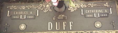 DUFF, CHARLES A. - Polk County, Iowa | CHARLES A. DUFF