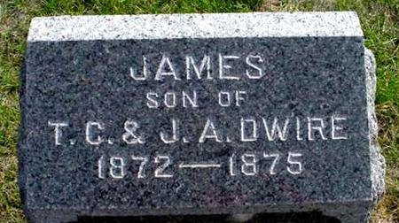 DWIRE, JAMES - Polk County, Iowa | JAMES DWIRE
