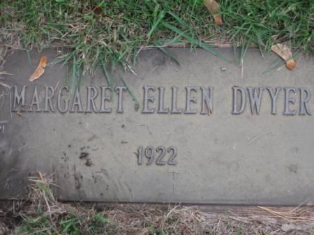 DWYER, MARGARET ELLEN - Polk County, Iowa | MARGARET ELLEN DWYER