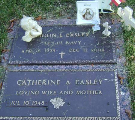 EASLEY, CATHERINE A - Polk County, Iowa | CATHERINE A EASLEY