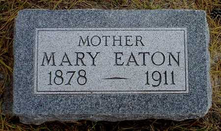EATON, MARY - Polk County, Iowa | MARY EATON