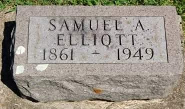 ELLIOTT, SAMUEL A. - Polk County, Iowa   SAMUEL A. ELLIOTT