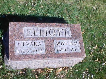 ELLIOTT, WILLIAM - Polk County, Iowa | WILLIAM ELLIOTT