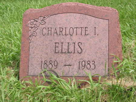 ELLIS, CHARLOTTE I. - Polk County, Iowa | CHARLOTTE I. ELLIS