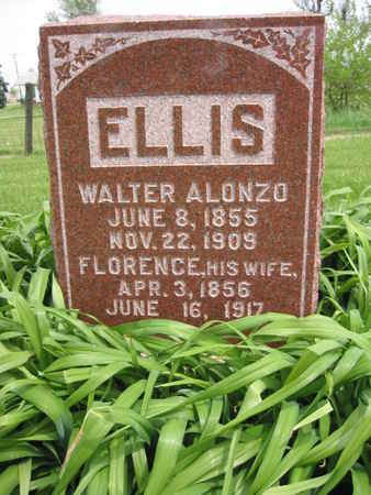 ELLIS, FLORENCE - Polk County, Iowa | FLORENCE ELLIS