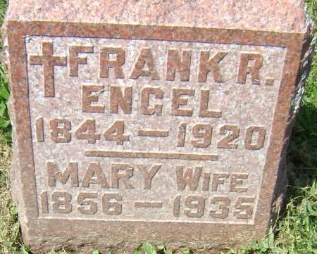 ENGEL, FRANK R - Polk County, Iowa | FRANK R ENGEL