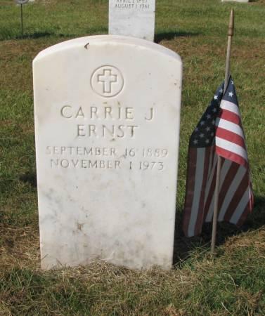 ERNST, CARRIE JANE - Polk County, Iowa | CARRIE JANE ERNST