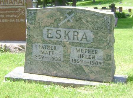 ESKRA, HELEN - Polk County, Iowa | HELEN ESKRA