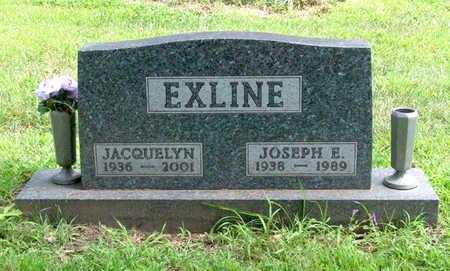 EXLINE, JOSEPH  E. - Polk County, Iowa | JOSEPH  E. EXLINE