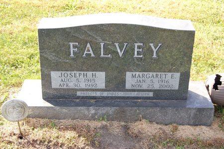 FALVEY, JOSEPH H. - Polk County, Iowa | JOSEPH H. FALVEY