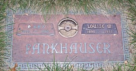 FANKHAUSER, LOUISE M. - Polk County, Iowa | LOUISE M. FANKHAUSER
