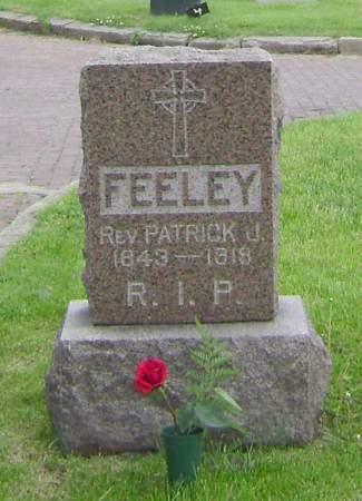 FEELEY, PATRICK J. - Polk County, Iowa | PATRICK J. FEELEY