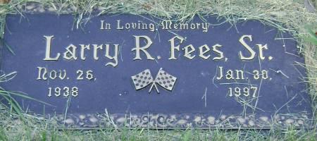 FEES, LARRY R SR. - Polk County, Iowa   LARRY R SR. FEES