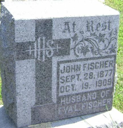 FISCHER, JOHN - Polk County, Iowa | JOHN FISCHER