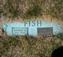 FISH, GEORGE HENRY - Polk County, Iowa | GEORGE HENRY FISH
