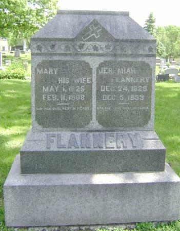 FLANNERY, JEREMIAH - Polk County, Iowa   JEREMIAH FLANNERY