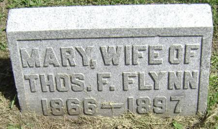 FLYNN, MARY - Polk County, Iowa   MARY FLYNN