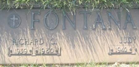 FONTANA, RICHARD C - Polk County, Iowa | RICHARD C FONTANA