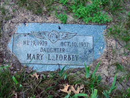 FORBEY, MARY L. - Polk County, Iowa | MARY L. FORBEY