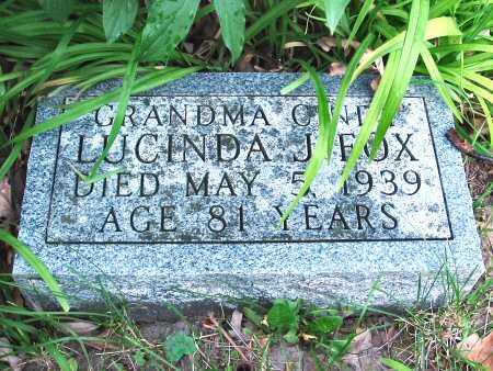 FOX, LUCINDA J. - Polk County, Iowa | LUCINDA J. FOX