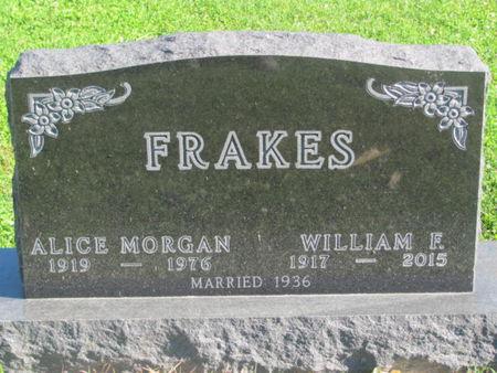 FRAKES, ALICE - Polk County, Iowa | ALICE FRAKES