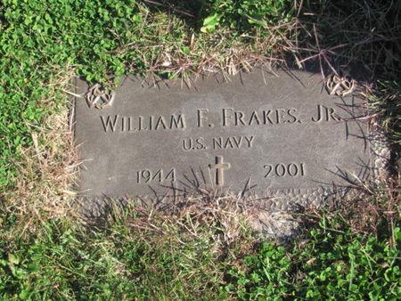 FRAKES, JR., WILLIAM  FRANKLIN - Polk County, Iowa   WILLIAM  FRANKLIN FRAKES, JR.