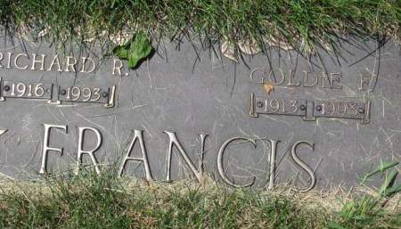 FRANCIS, RICHARD  R. - Polk County, Iowa | RICHARD  R. FRANCIS